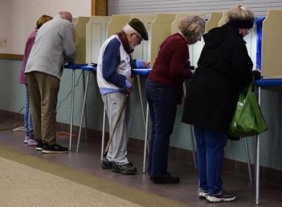 Порнография на избирательных участках