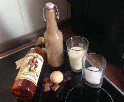 Ликер кофейно сливочный в домашних условиях рецепт с фото