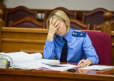 уведомление о рассмотрении представления прокурора образец