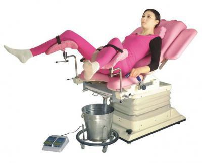 Фото пациентов в гинекологическом кресле #14