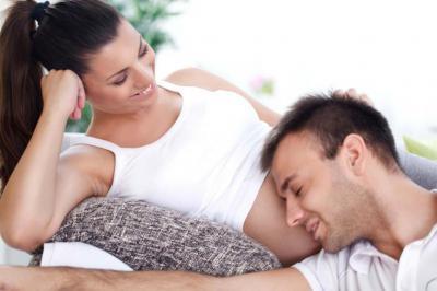 Вред оргазма при беременности