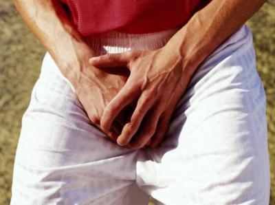 Во время секса на члене остаются белые следы