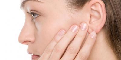 Воспаление шейного лимфоузла при отите