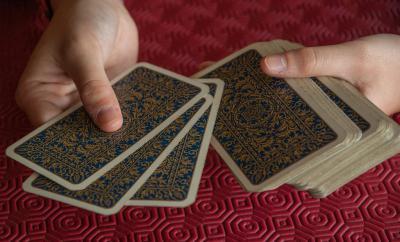 свара карточная игра