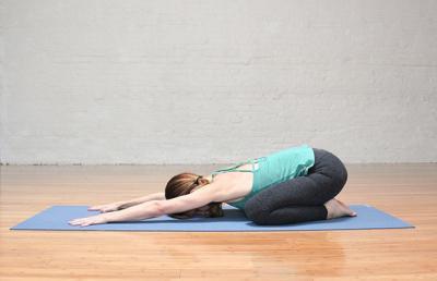 Йога для грудного отдела позвоночника при остеохондрозе