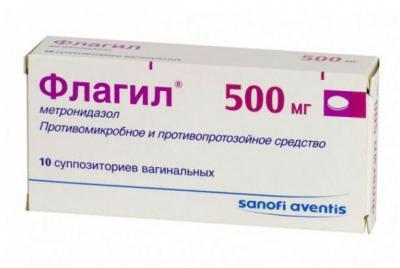 Бифедобактерии в вагинальных свечах