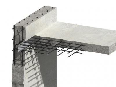 Виды армирования бетонов стена из керамзитобетона трехслойная