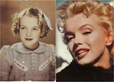 b8ebcfb25 Мэрилин Монро в детстве: краткая биография, настоящее имя, родители Нормы  Джин, детство и редкие фото