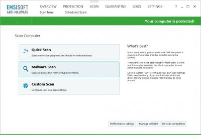 emsisoft anti-malware отзывы