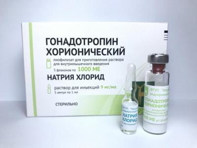 Уколы для снижения вязкости спермы