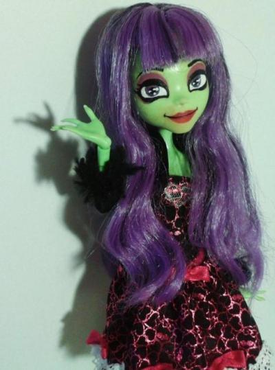 Как сделать кукле монстр фото 364