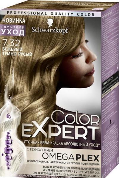 бежевые краски для волос фото