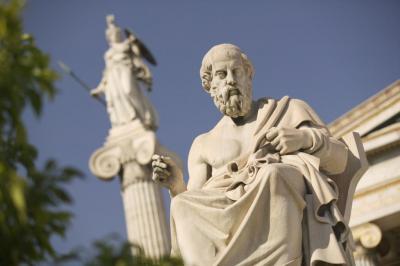 Две самые знаменитые древнегреческие с