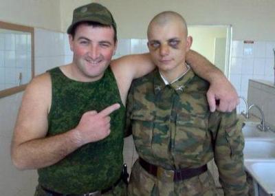 Сексуальные внеуставные отношения в российской армии #7