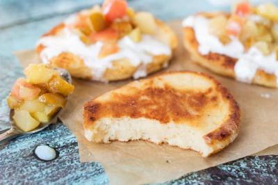 сырники из детского творожка агуша рецепт