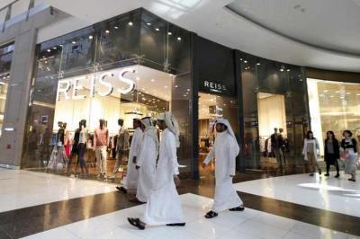 e8749f4b8cd Магазин Reiss в торговом центре Dubai Mall