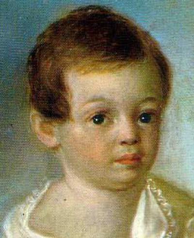 Доклад детские годы а с пушкина 605