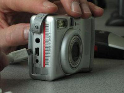 Как перебросить фото с фотоаппарата на компьютер