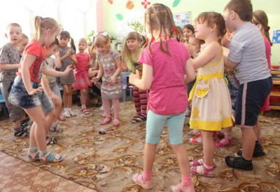 музыкальные физминутки в детском саду