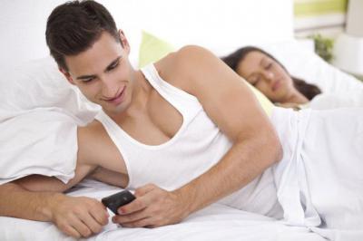 Проверка мужа на измену