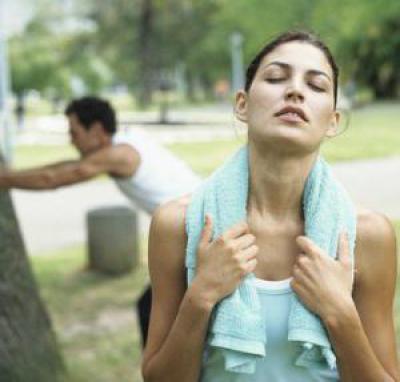 можно ли заниматься спортом при простуде