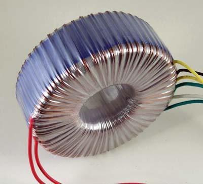 Что такое тороидальный трансформатор