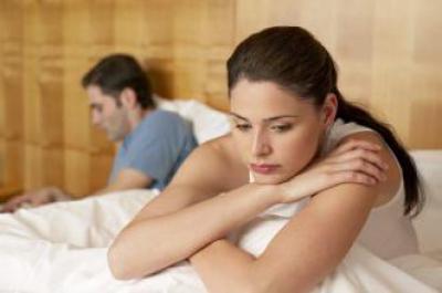 У парня сексуальное привыкание нет либидо