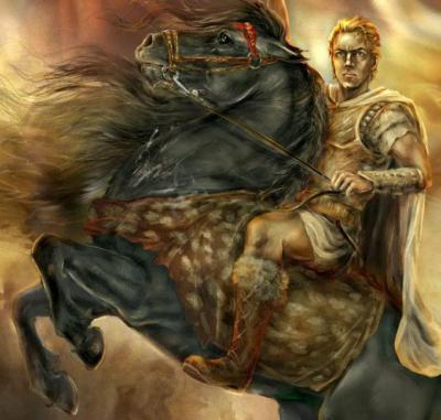 Клички коней: список