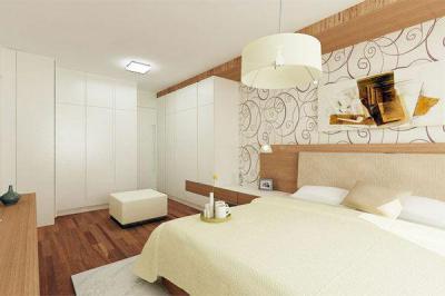 дизайн узкой спальни дизайн узкой маленькой спальни