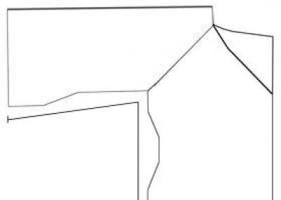Вязание реглана от горловины: расчёт