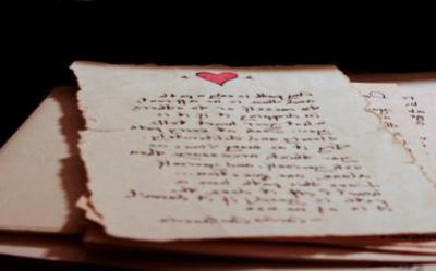 Образец любовного сексуального письма девушке
