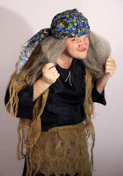 Как сделать костюм бабы яги фото фото 436