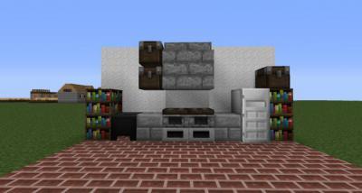 Как сделать кухню в майнкрафте фото 927