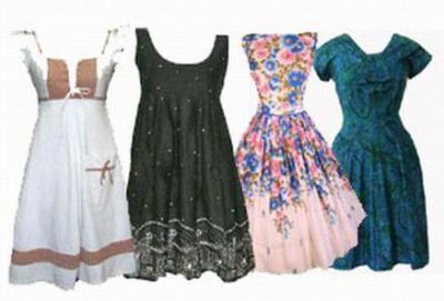 cef5aea3e52b9c7 Удачный образ для дома - домашнее платье. Советы по выбору и изготовлению  своими руками