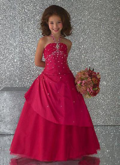 d614aea4153 Нарядное платье для девочки своими руками  выкройки и схемы вязки