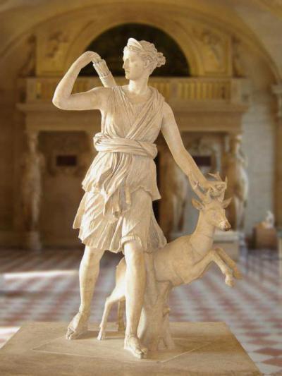 Развитие древнегреческой скульпткры