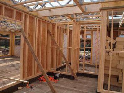 деревянные перегородки в деревянном доме монтаж перегородки