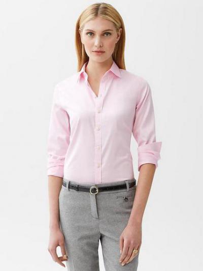 8de03f7ea54 Необходимая вещь в гардеробе - блузка офисная