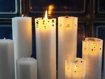 Как сделать свечу ярче 137