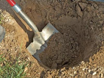 чем копают землю