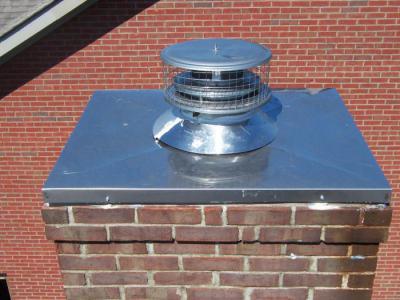 Стоимость колпака на дымоход дымоходы керамзитный блок