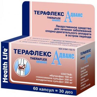 Изображение - Терафлекс для суставов отзывы больных 864989