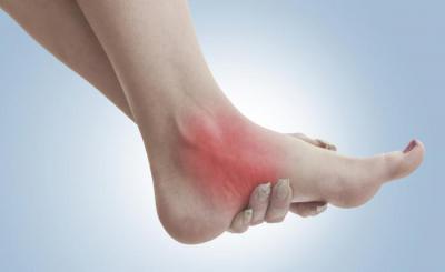 Как лечить травму связок голеностопа