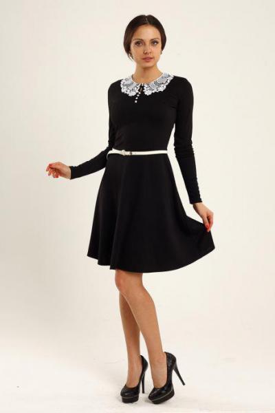 Выбор школьного платья для старшеклассницы: красота, строгость и стиль 98