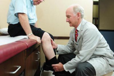 Доа коленного сустава 1 степени лечение народными