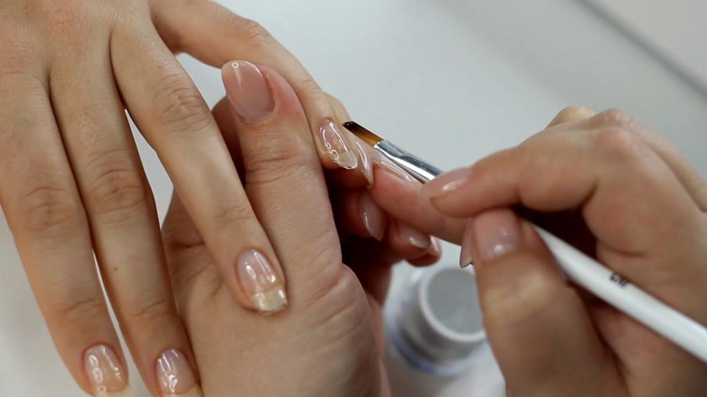 Шелк для ногтей: инструкция по применению