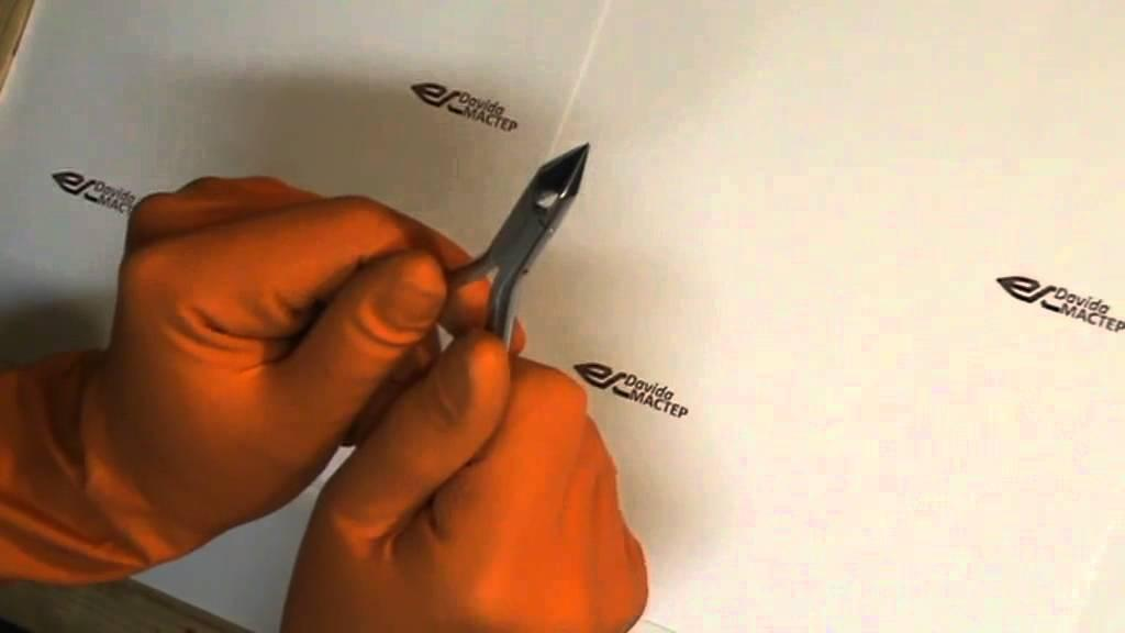 Щипцы для маникюра: описание, характеристики, фото и советы по выбору