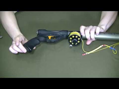 Ружье Пеленгас: обзор, характеристики, отзывы. Снаряжение для подводной охоты