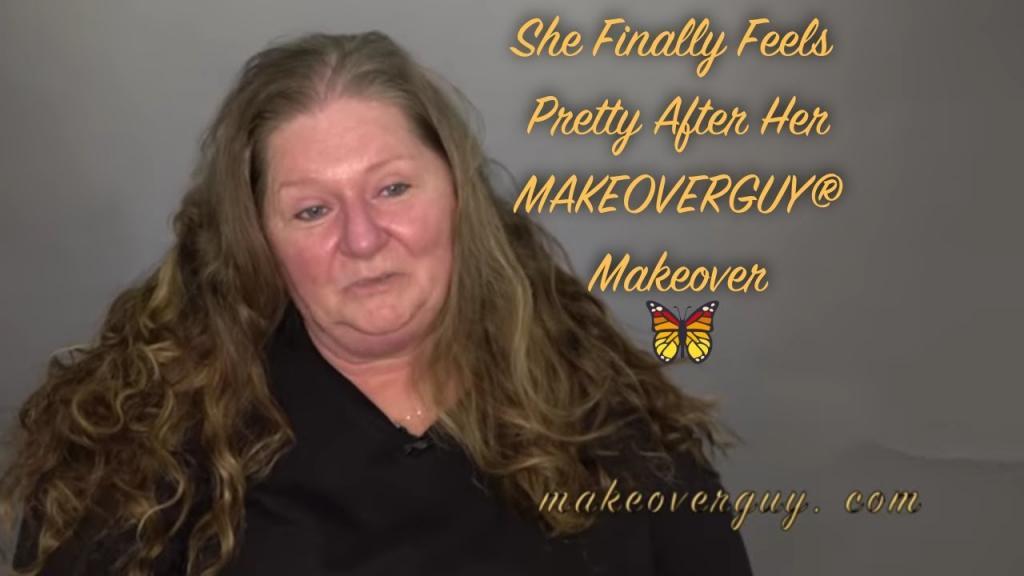 """""""Я никогда не чувствовала себя красивой"""": 61-летняя Нэнси расцвела в руках талантливого визажиста"""
