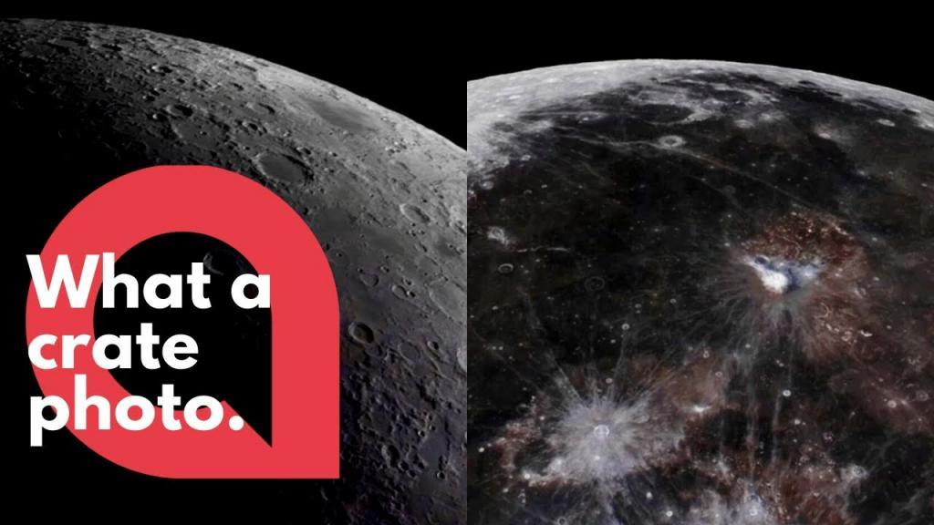Лунный фотограф Эндрю Маккарти делал снимки луны в течение 22 ночей подряд и показал такое явление, как либрация